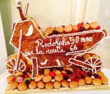 Pâtisserie Franchois - Bergues - Pains gateaux